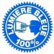 Verre trempé anti lumière bleue 100% pour iPhone 7+