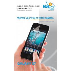 Filtre anti lumière bleue pour Galaxy S7